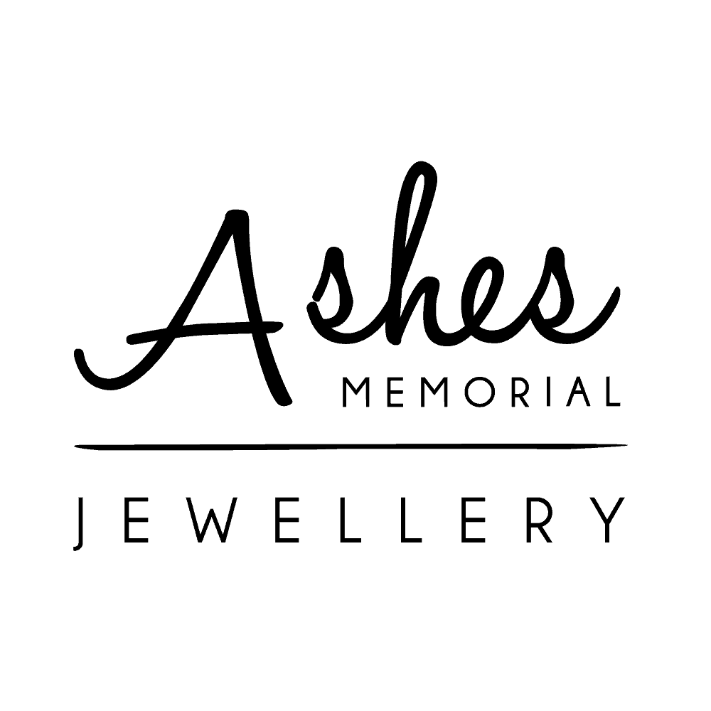 Ashes Memorial Black Logo
