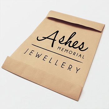 Ashes Memorial Jewellery Envelope