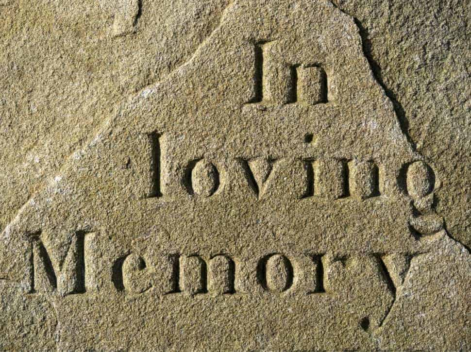 What To Do With A Loved One's Belongings Once They Have Passed Away