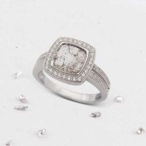 Crystal Memorial Jewellery
